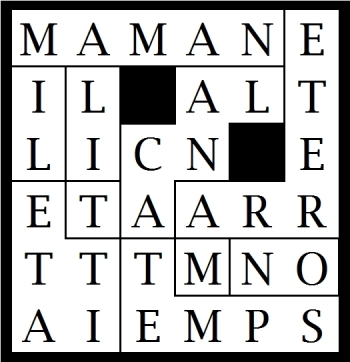 MAMAN LANCA T IL IL ETAIT TEMPS ON M ARRETE