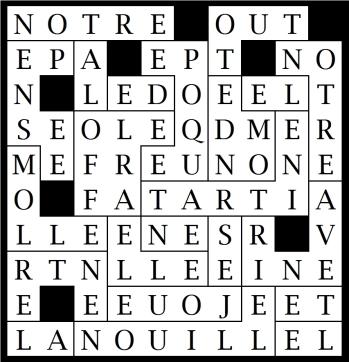NOTRE EPOQUE RAFFOLE DE LA PENSEE MOLLE ELLE EN TARTINE LE MONDE TOUT NOTRE AVENIR SE JOUE ENTRE LA NOUILLE ET LE