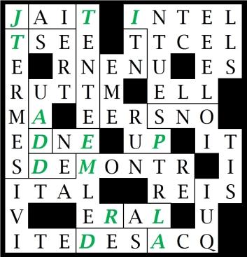 J AI TENTE EN D AUTRES TERMES DE MONTRER LA RELATIVITE DES ACQUISITIONS PUREMENTS INTELLECTUELLES-let