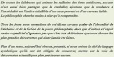LA PHILOSOPHIE CHERCHE MOINS A NIER QU A COMPRENDRE-txt2