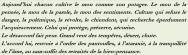 LE DESACCORD FAIT PEUR L ACCORD LUI RENVOIE A L ORDRE DES PANTOUFLES A LA TRANQUILLITE DE L AME-text3