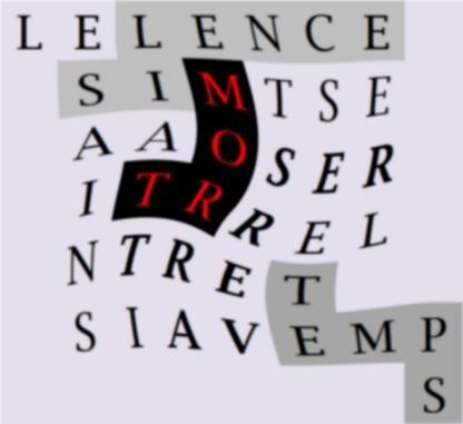 LE SILENCE EST MORT A AINSI TRAVERSER LE TEMPS-let