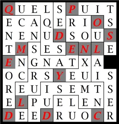 QUELQUES ETANGS MENACENT ENCORE DE LEURS YEUX NOIRS DES PUITS OU SE LAISSER COULER D EPUISEMENT-let2