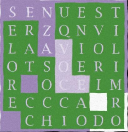 SENZA VOCE-letc1