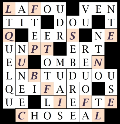 LA FOUDRE TOMBE -letc1