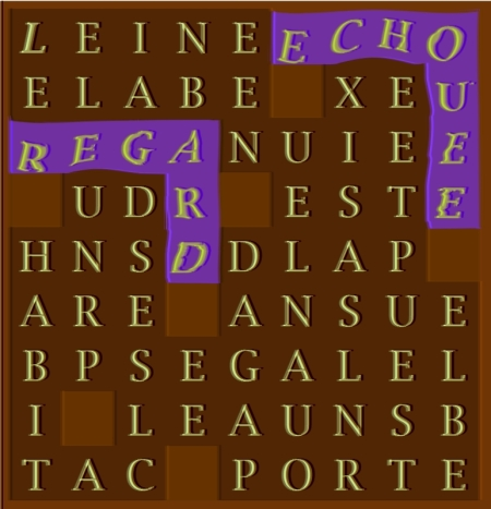 LE REGARD - letcr1