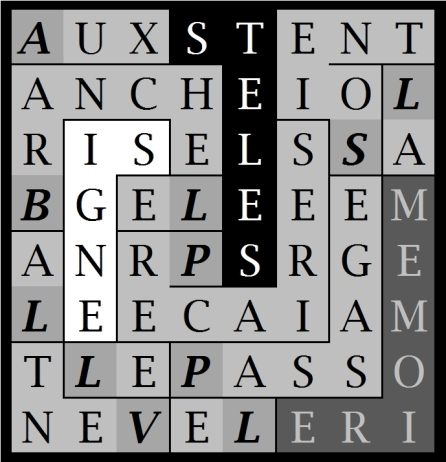 AUX STELES - letcr1