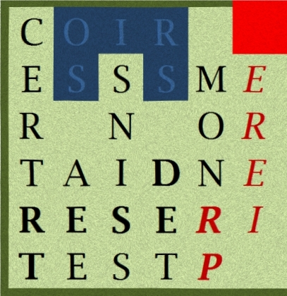 CERTAINS SOIRS - letcr1