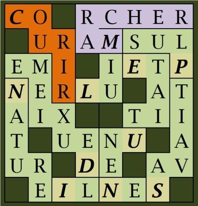 COURIR LUI ETAIT - letcr1