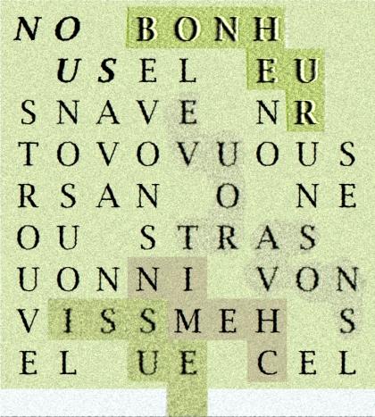 NOUS AVONS TROUVE - letcr1