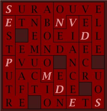 SURABONDANCE DE - let1