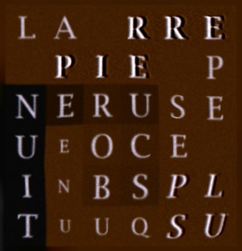 LA PIERRE PESE - letcr11