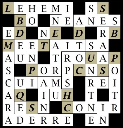 LE BOHEMIEN EN TENUE - letc1