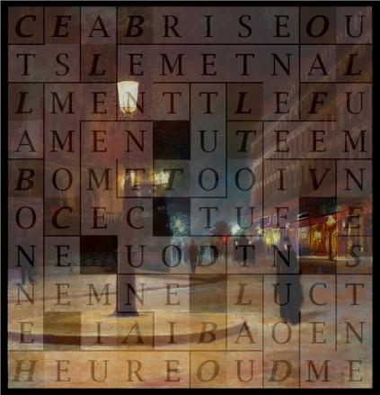 C EST LA BONNE HEURE OU DOUCEMENT - letcr1-exp