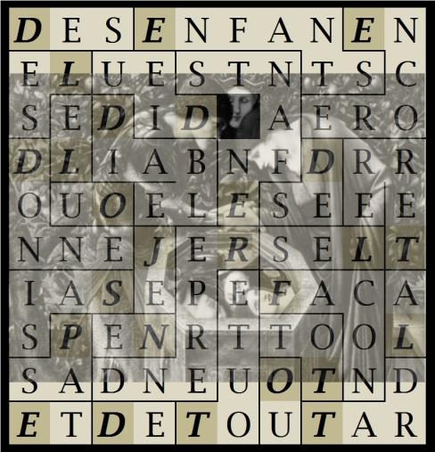 DES ENFANTS ENCORE  - letcr1