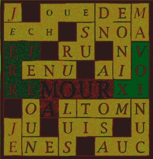 J ECHOUE SUR UNE - letcr11