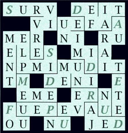 SURVIVRE SIMPLEMENT -  letc1