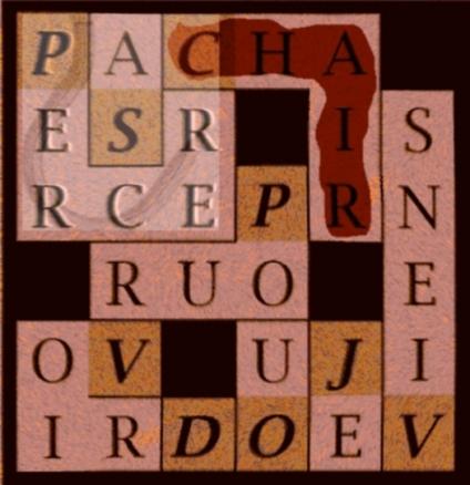 PERCER SA CHAIR POUR VOIR - letcr1-expo