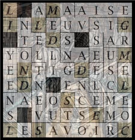 L INTELLIGENCE EST SOUVENT NOYEE - letcr1-exp1
