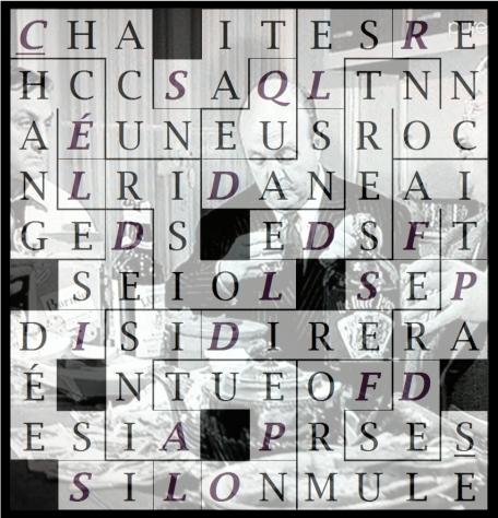 CHACUN SAIT QUE DANS - letcr1-exp
