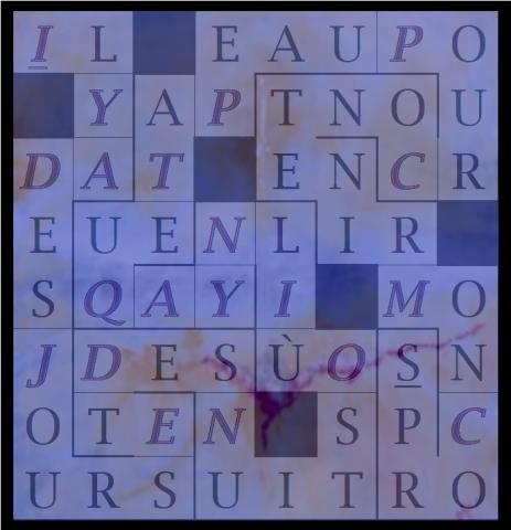 IL Y A DES JOURS ET DES NUITS - letcr1-exp