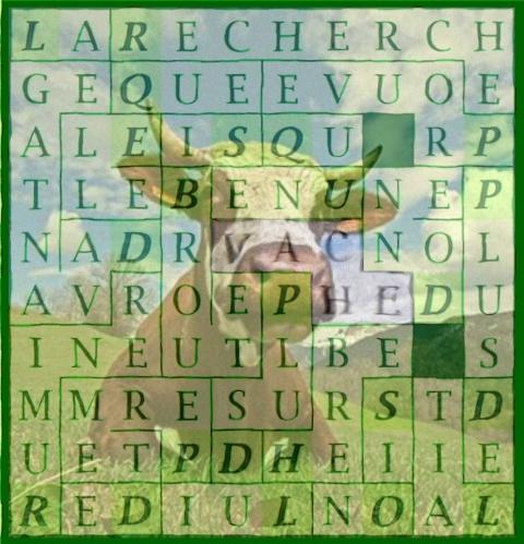 LA RECHERCHE PROUVE QU UNE - letcr1-exp2