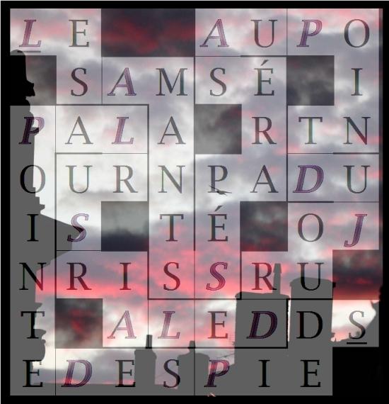 LES AMANTS SÉPARÉS AU POINT - letcr1-exp