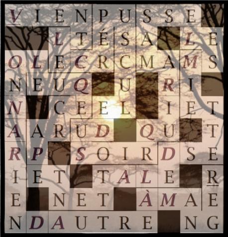 VIENT LE CRÉPUSCULE DU SOIR - letcr1-exp