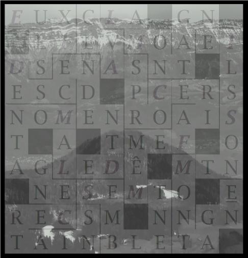 EUX ILS DESCENDENT DE LA MONTAGNE - letcr1-exp1