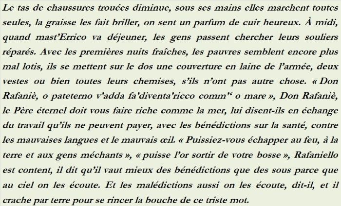 LE TAS DE CHAUSSURES TROUÉES - txt1