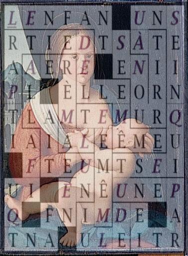L ENFANT SE NOURRIT À - letcr1-exp