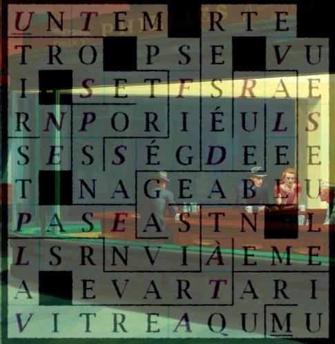 UN TEMPS FIGÉ SANS PORTE - letcr1-exp2
