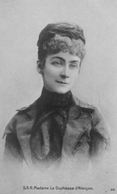 04-05-1897-LE 4 MAI 1897 DANS L INCENDIE -  soeur de Sissi