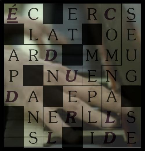 ECLATER COMME UN DRAP DANS-LETCR1-EXP