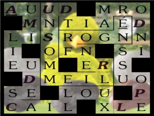 AU MILIEU DES CAILLOUX LE POUSSIN-letcr1-exp