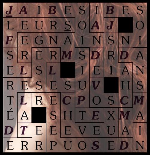 J AI BESOIN DE VOS CHAIRS-letcr1-exp