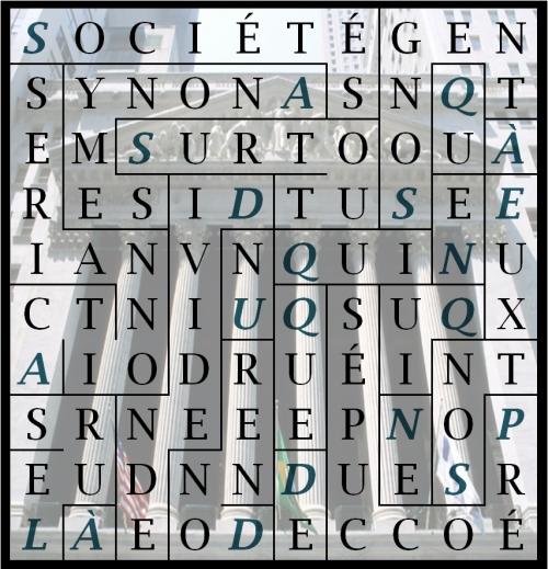 SOCIÉTÉS ANONYMES SURTOUT- letex