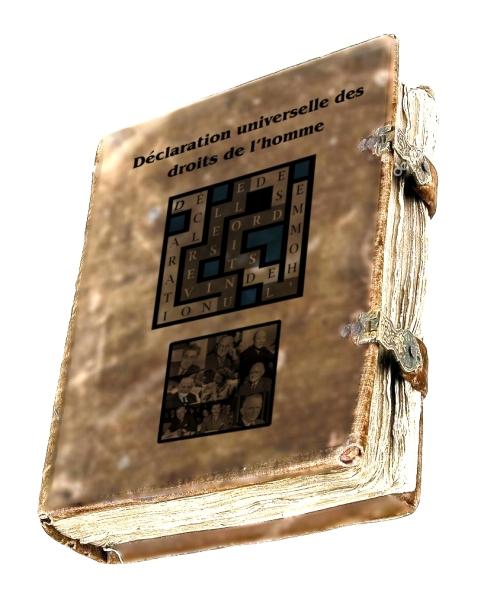 BIBLE DES DROITS DE L'HOMME---