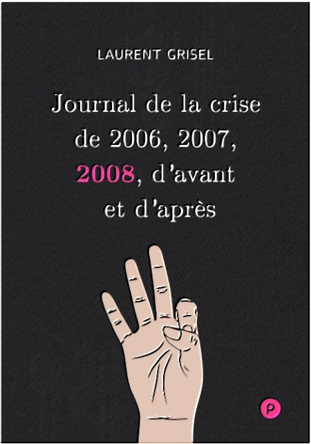 couverture journal de la crise