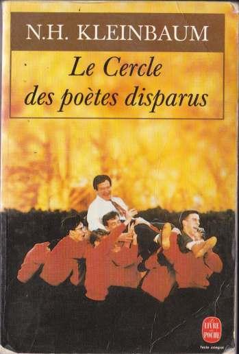 le cercle des poètes disparus - couverture-p