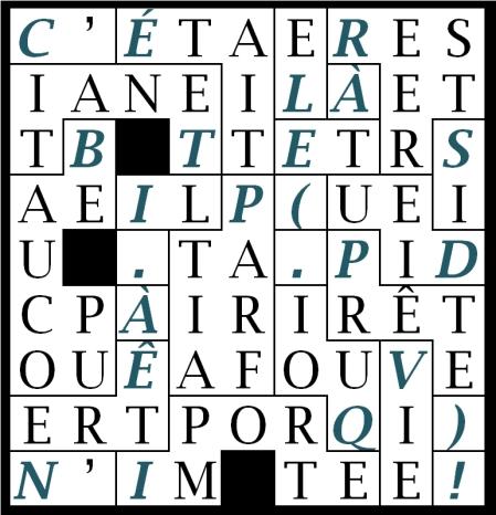 P28 - C' ÉTAIT PARFAIT-let