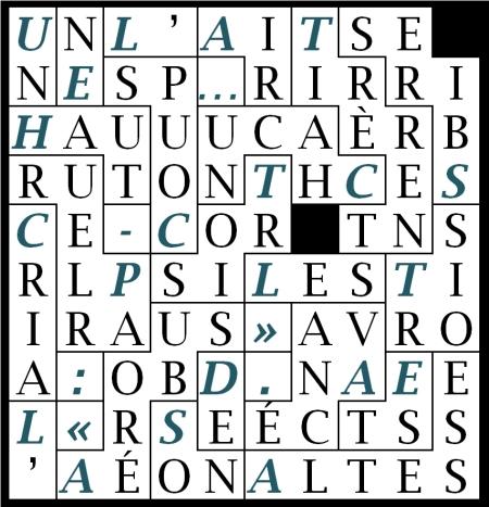 B07- UN HAUT - PARLEUR CRIA -let