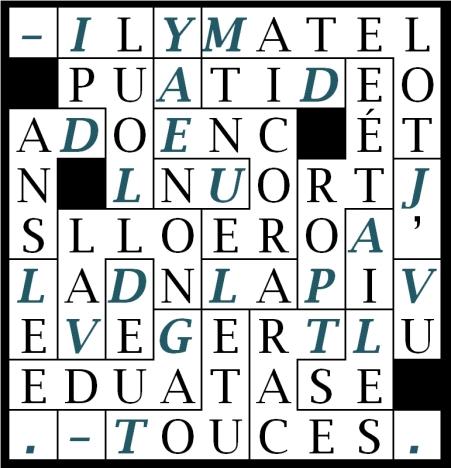 P09-– IL Y A ENCORE -let