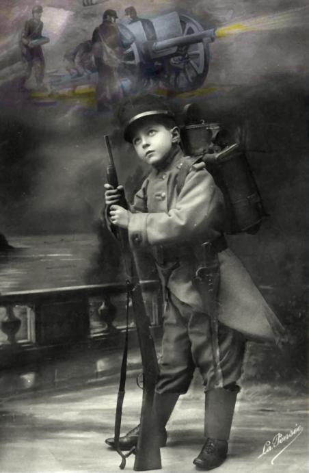Désiré Bianco - le plus jeune soldat mort à la guerre 14-18-