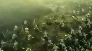 récipient à soldat