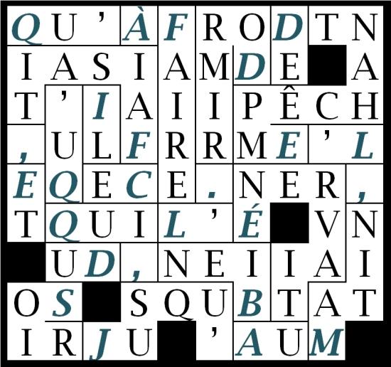 01-QU' À FAIRE -let