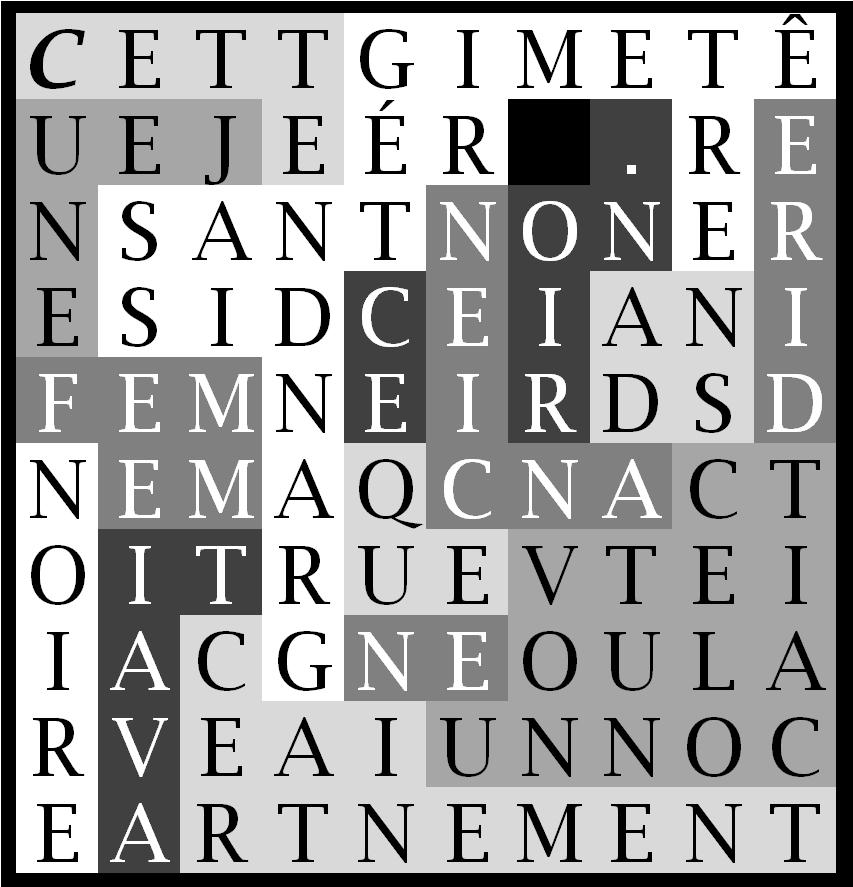 CETTE JEUNE FEMME NOIRE-leNdG