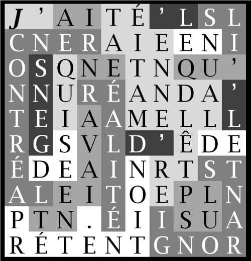 J' AI RENCONTRÉ DES GENS-leNdG