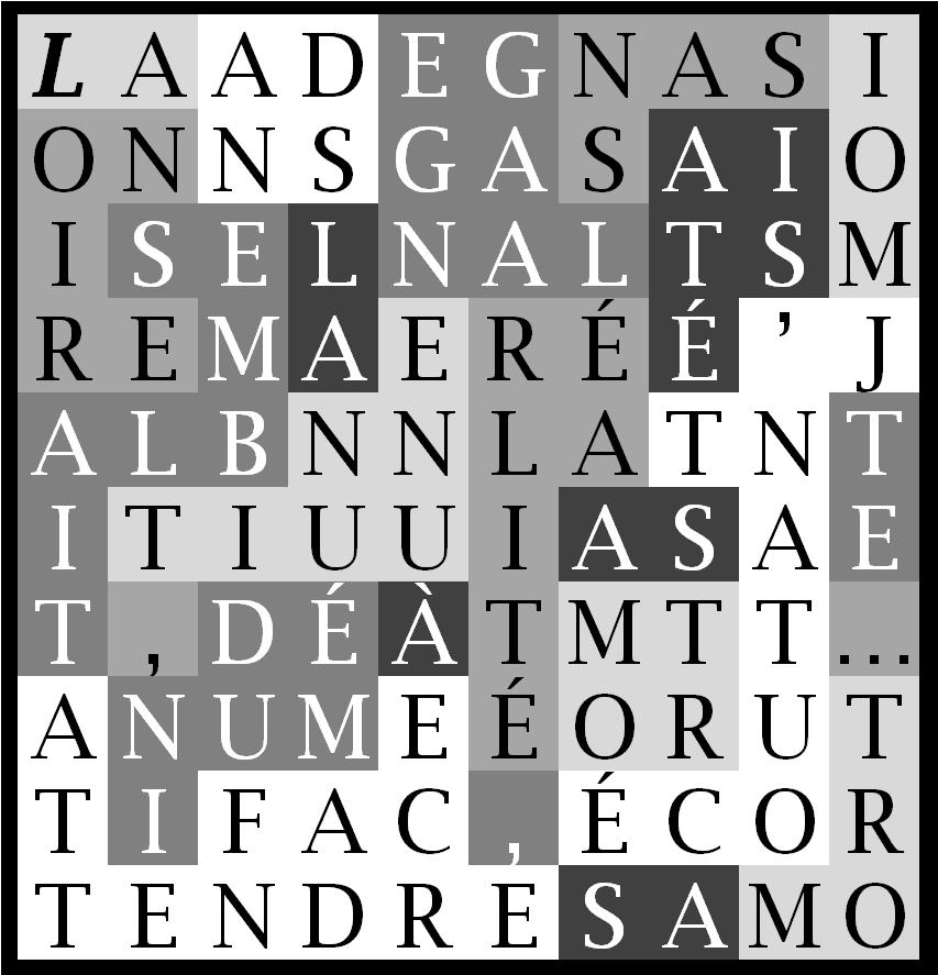 13-10-LA NOIRE SEMBLAIT-leNdG