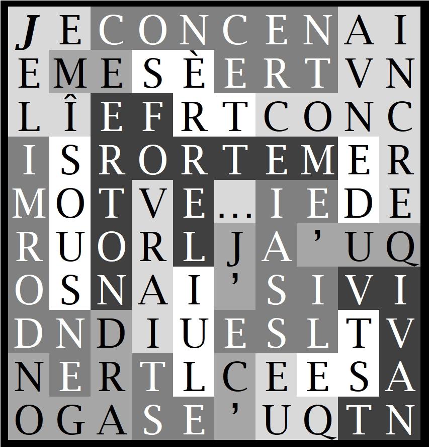 26-01-Mélanie F-JE ME CONCENTRE-leNdG